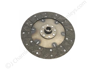 K947089/1539018C1 New 12x12 PTO Clutch Plate for Heavy Duty Clutch - David Brown-Case IH