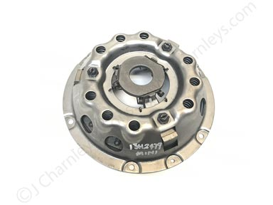 "13H2479R Reconditioned 9"" Clutch Assembly -for BMC Mini Tractor"