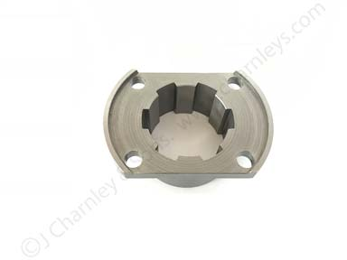 "ATJ7820 P.T.O. Drive Flange Coupling - 3/8"" bolt holes"