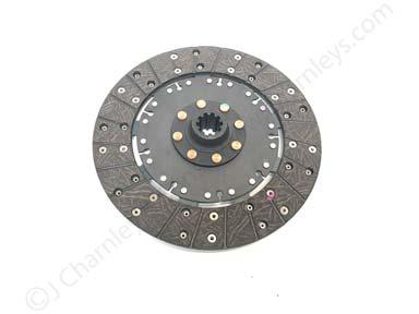 "13H5884 Clutch Plate, 9 inch diameter, 1"" Spline, 10 Spline"