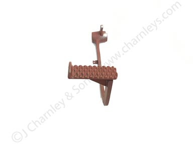 ATJ5107 Right Hand Brake Pedal - Nuffield and Leyland