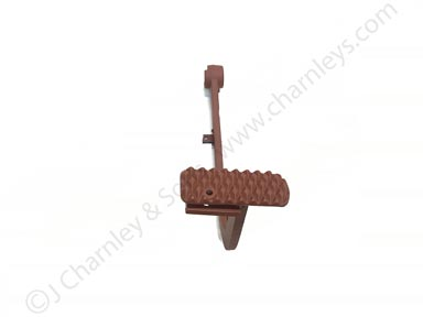 ATJ5109 Fixed Left Hand Brake Pedal - Nuffield and Leyland