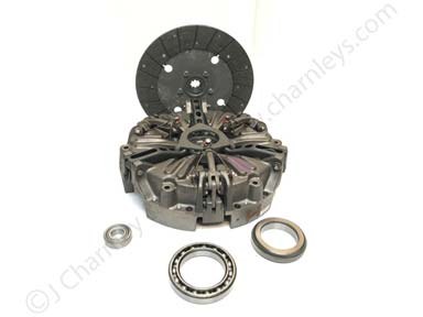 "K954992/M101662 Complete 12"" Clutch Kit for David Brown & Case IH 2WD"