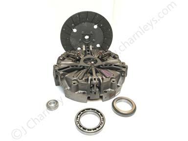 "K954992/M101662 Complete 12"" Clutch Kit for David Brown & Case IH 2WD"