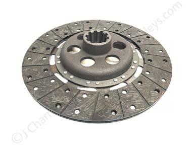 "K202625/1539027C1 Main Drive Organic Clutch Plate 12"" - David Brown"
