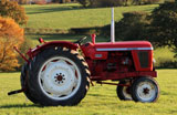 Nuffield 4/65 Tractor