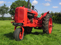 Nuffield M3 Tractor