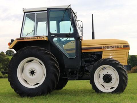 Marshall 504 tractor