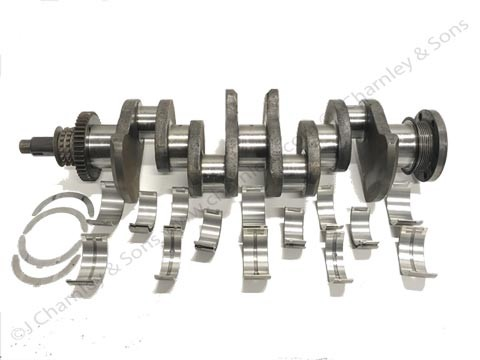 8G2532 RECONDITIONED CRANKSHAFT WITH BEARINGS