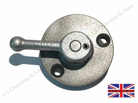 BTJ6121 CONTROL ASSEMBLY - LATCH