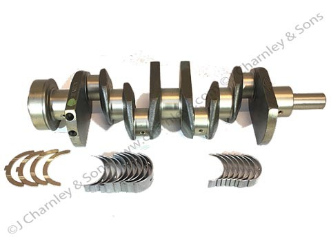 BHM1036 BMC CRANKSHAFT C/W BEARINGS