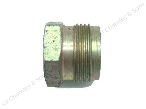 27H6532 HYDRAULIC PIPE MALE NUT