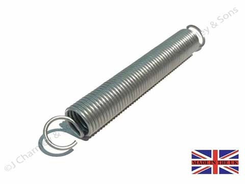 14A2863 THROTTLE RETURN SPRING - Charnleys Tractor Parts