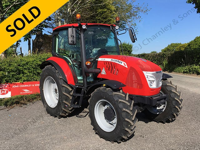 MCCORMICK X5.35 4WD TRACTOR