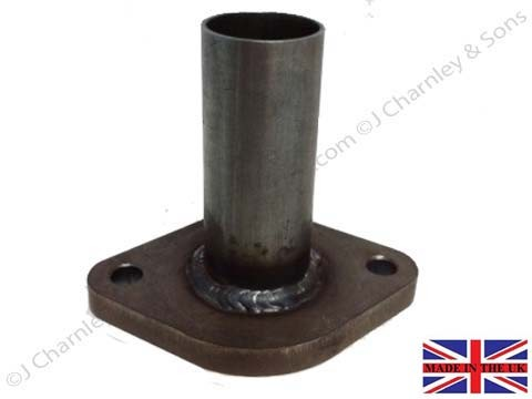 NT4243 NUFFIELD EXHAUST FLANGE