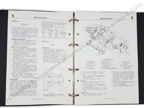 Leyland 154 Workshop Manual Printed