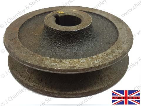 86K967 ALTERNATOR PULLEY - LEYLAND ACR