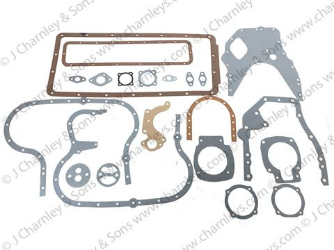 78G1258 BOTTOM GASKET SET 4-CYL