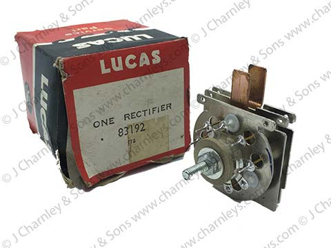 37H6924 RECTIFIER - LUCAS 15/16ACR ALTERNATOR