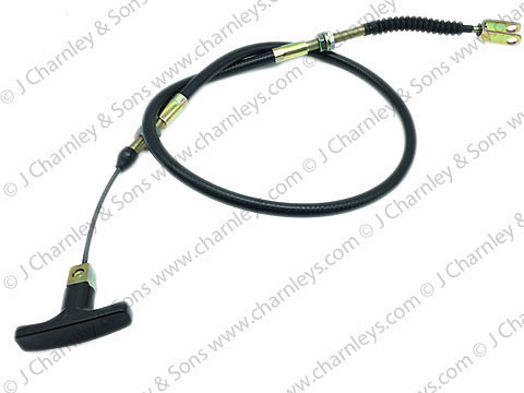 700749A2A PICKUP HITCH CABLE