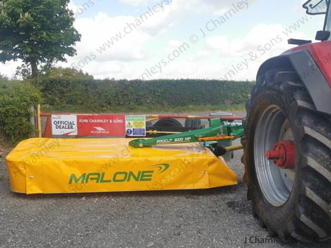 MALONE PROCUT 3000 MP MOWER