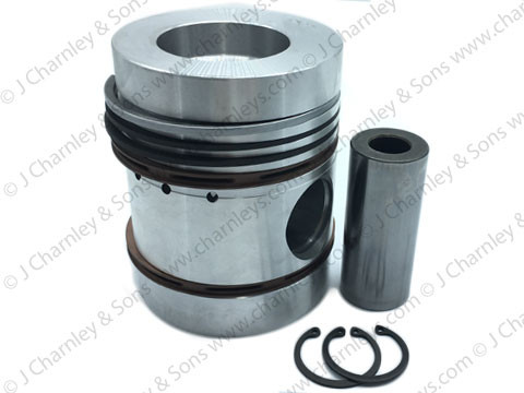 37D976 PISTON ASSEMBLY - 95mm TAPERED TOP RING
