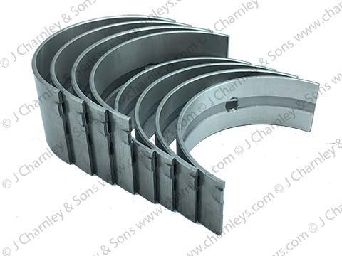 8G2485-45 MAIN BEARING SET - .045 (3-CYL)