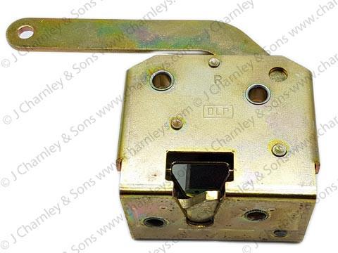 NTH120 DOOR LOCK R.H. - EXPLORER CAB