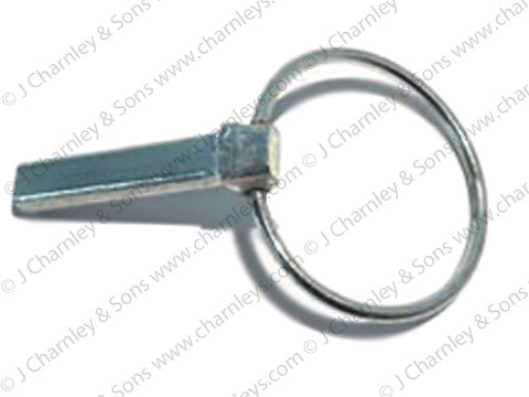 HTJ47 LINCH PIN AND RETAINING RING