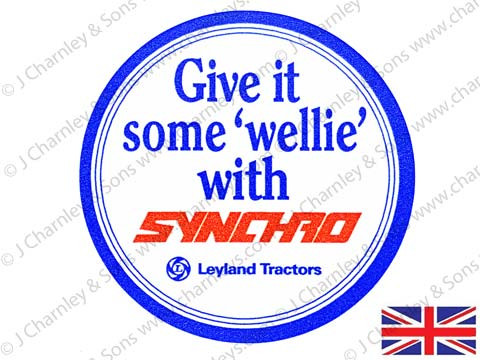 STICKER - GIVE IT SOME WELLIE