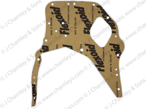 AMK247 GASKET - REAR TIMING CASE, CHAIN DRIVE