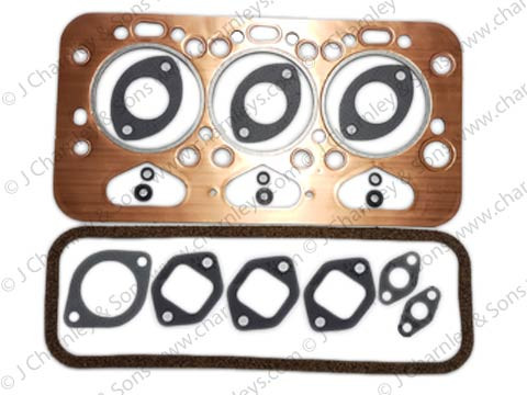 78G1300 TOP GASKET SET - BMC 3 CYLINDER