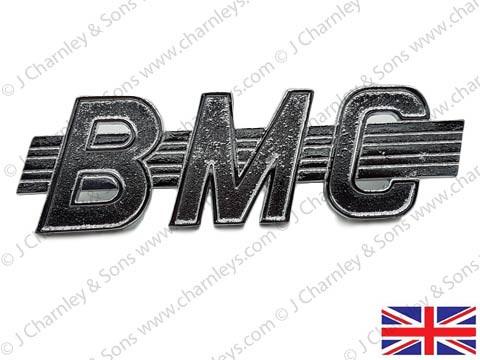 BTJ2262 BMC  MINI NAMEPLATE