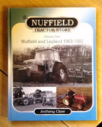 The Nuffield Tractor Story Vol 2