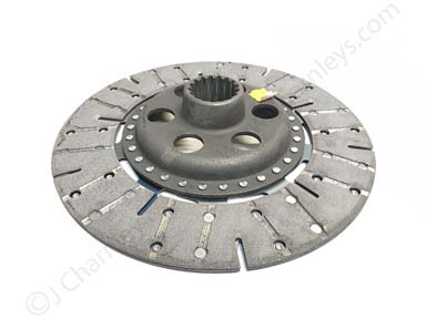 K202826 CERAMIC CLUTCH PLATE - 6CYL