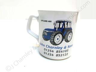 Leyland 485 Mug