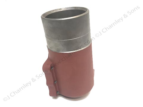 NT5707 NUFFIELD HYDRAULIC CYLINDER - Charnleys Tractor Parts