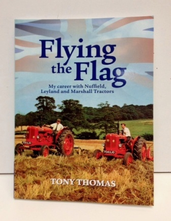 FLYING THE FLAG by TONY THOMAS