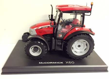 McCormick X60 Model Tractor