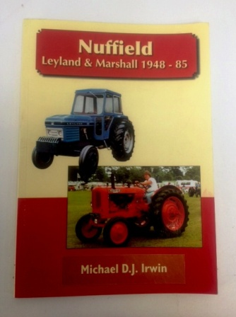NUFFIELD Leyland and Marshall 1948 - 85 Book