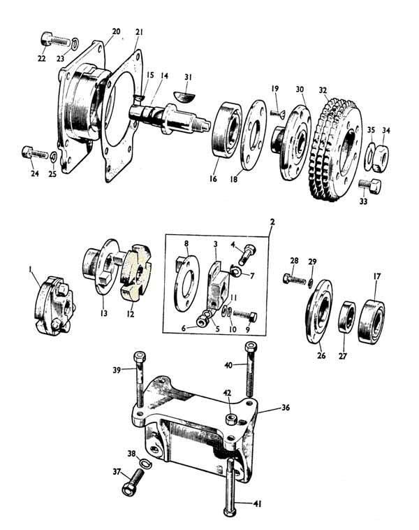 13h2323 drive coupling